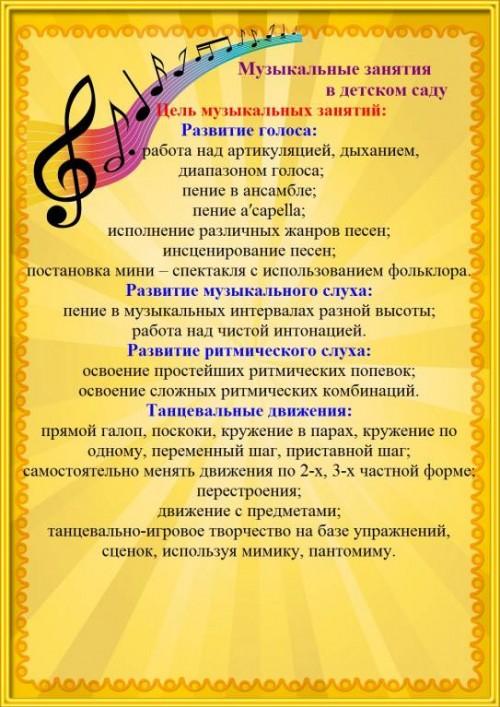 Поздравление для музыкального руководителя